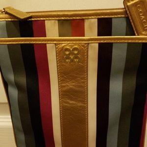 Coach Legacy Stripe Crossbody